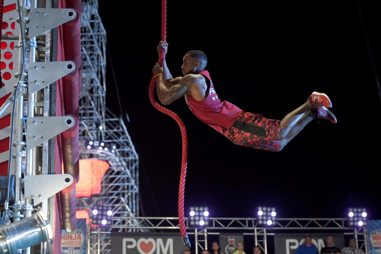 AMERICAN NINJA WARRIOR NOMINATED FOR A 2017 NICKELODEON KIDS' CHOICE AWARD