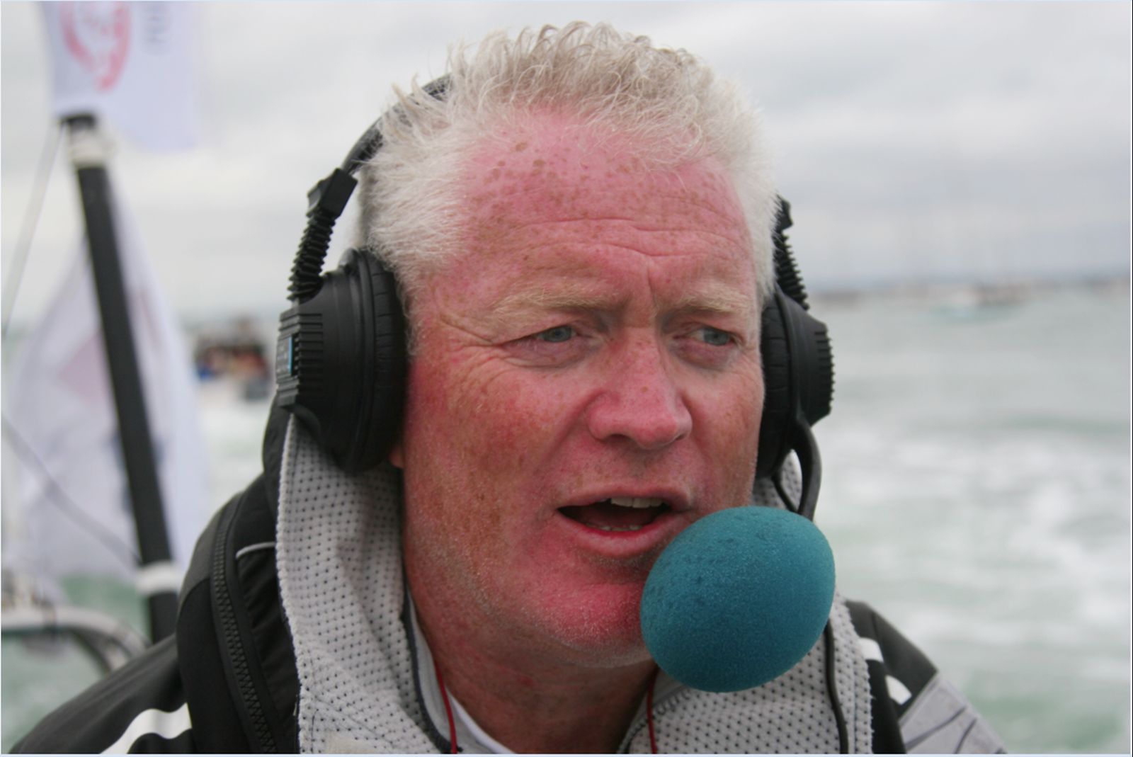 SUNSET+VINE's MATT SHEAHAN JOINS COWES WEEK RADIO COMMENTARY TEAM