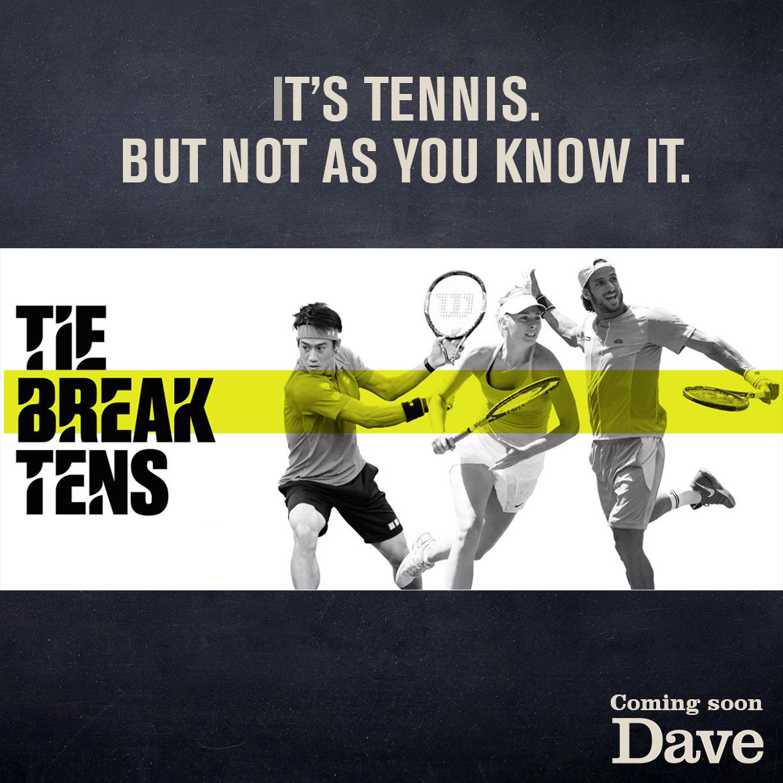 TIE BREAK TENS SERIES AWARD THREE YEAR HOST BROADCAST PRODUCTION CONTRACT TO SUNSET+VINE