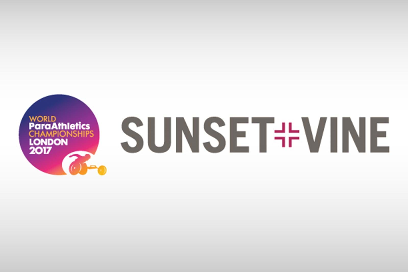 IPC APPOINTS SUNSET+VINE AS HOST BROADCASTER FOR THE LONDON 2017 WORLD PARA ATHLETICS CHAMPIONSHIPS
