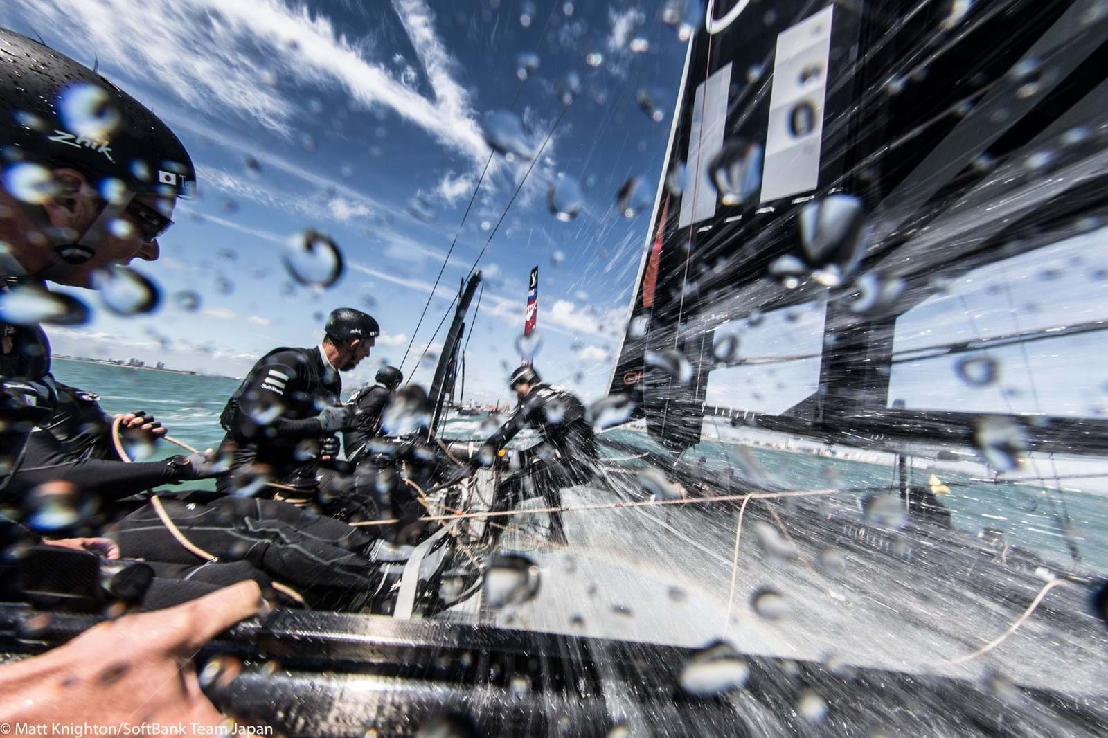 SUNSET+VINE TO PRODUCE BT SPORT'S AMERICA'S CUP COVERAGE
