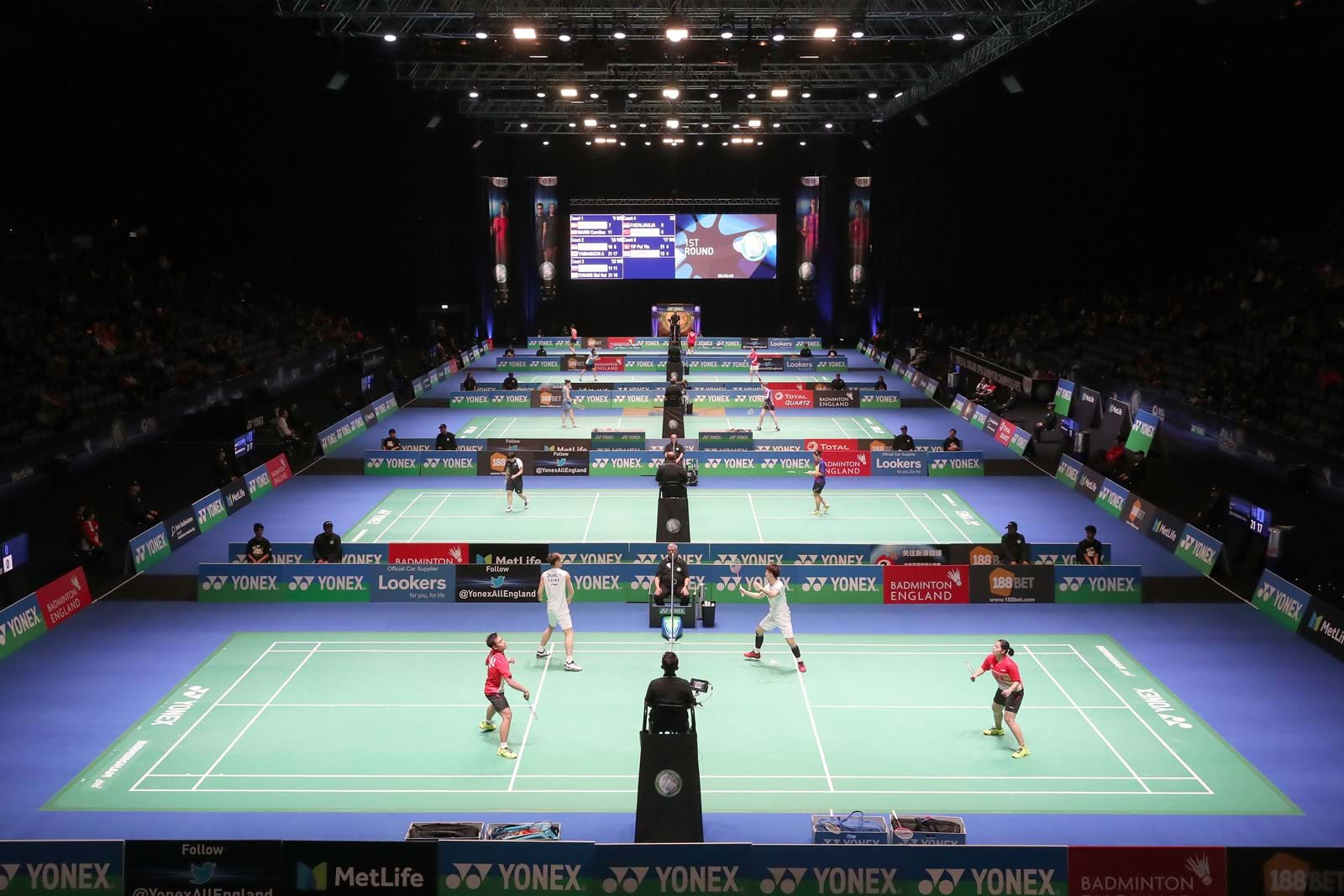 SUNSET+VINE SMASHES FOUR YEAR DEAL WITH BADMINTON ENGLAND