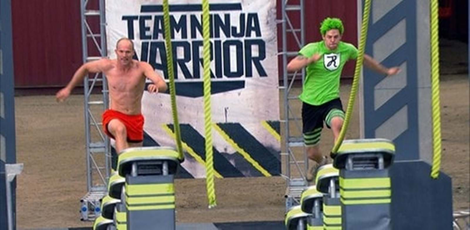 'TEAM NINJA WARRIOR' MOVING TO USA NETWORK