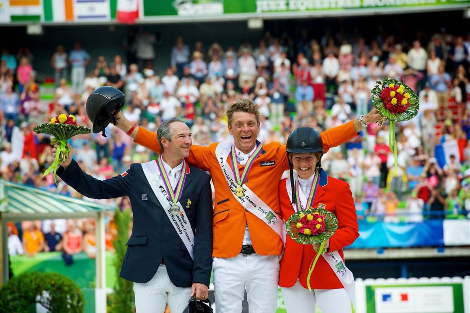 SUNSET+VINE TO BE HOST BROADCASTER FOR THE FEI WORLD EQUESTRIAN GAMES™ TRYON 2018