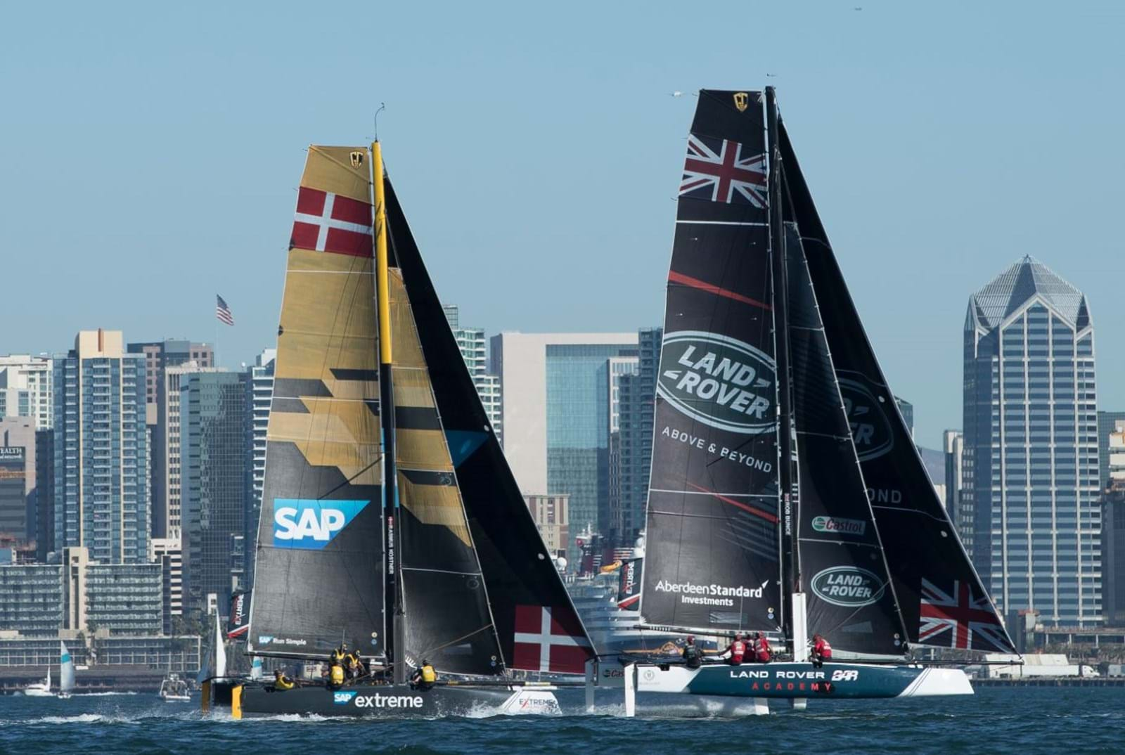EXTREME SAILING SERIES™ RETURNS TO SUNSET+VINE