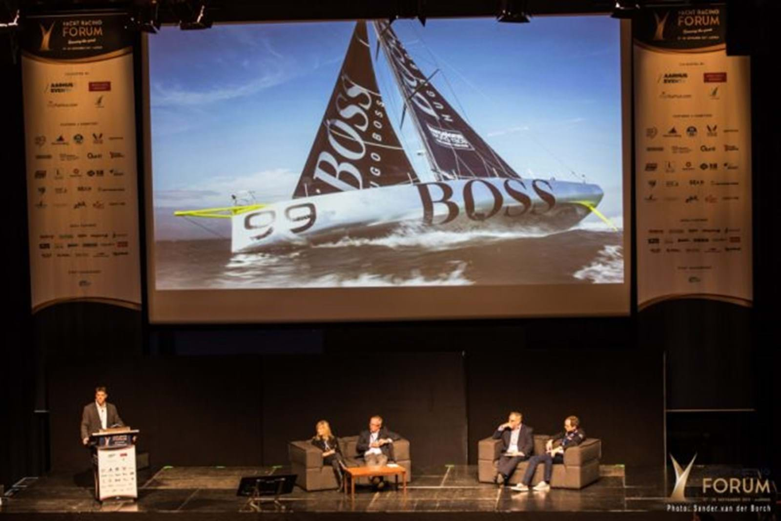 YACHT RACING FORUM EXTEND SUNSET+VINE'S CONTRACT UNTIL 2019