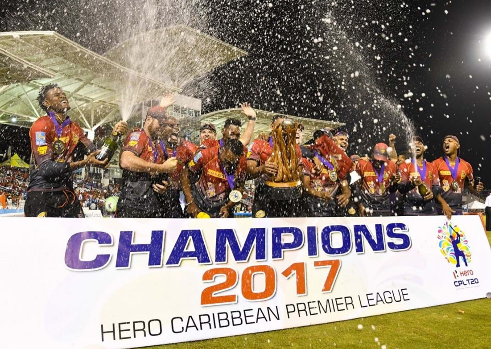 SUNSET+VINE WINS THREE YEAR CONTRACT FOR HERO CARIBBEAN PREMIER LEAGUE