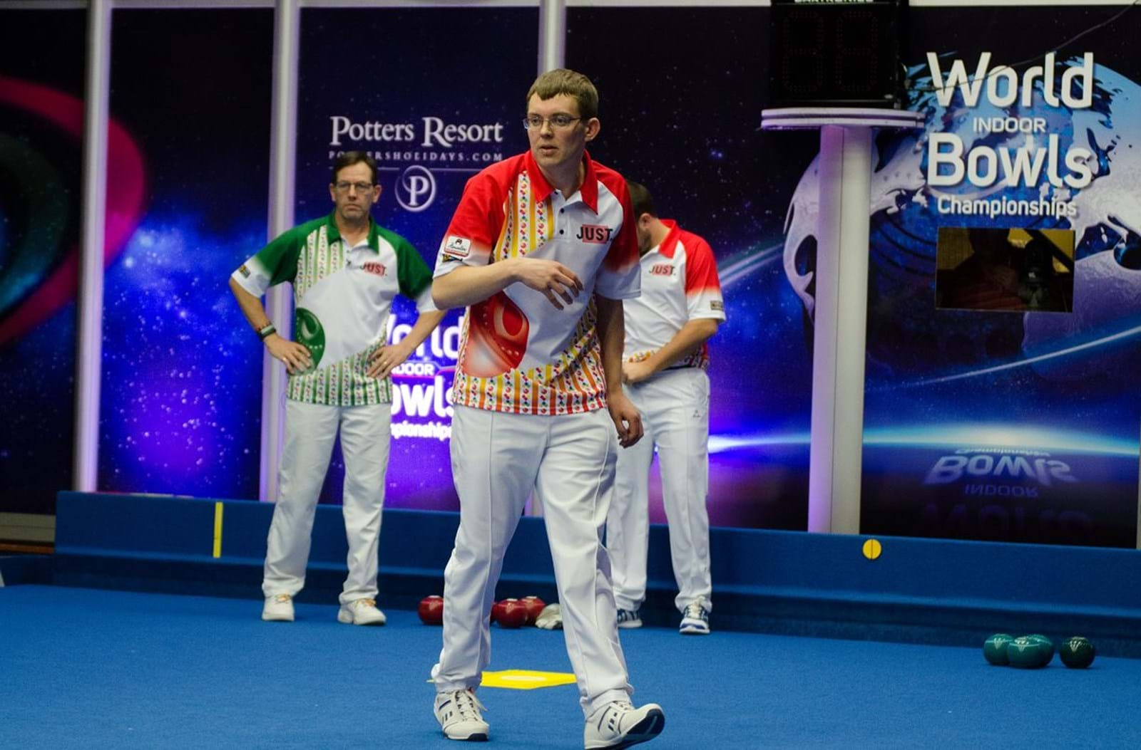 SUNSET+VINE'S PERFECT DELIVERY SECURES WORLD INDOOR PROFESSIONAL BOWLS CHAMPIONSHIPS WIN