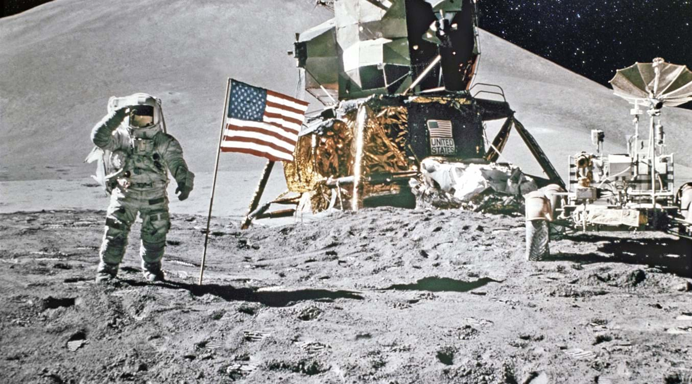 Passion Distribution lands sales for One Hour That Changed The World: The Moon Landing