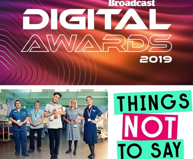 Mentorn Media and Firecracker Films win at the Broadcast Digital Awards 2019