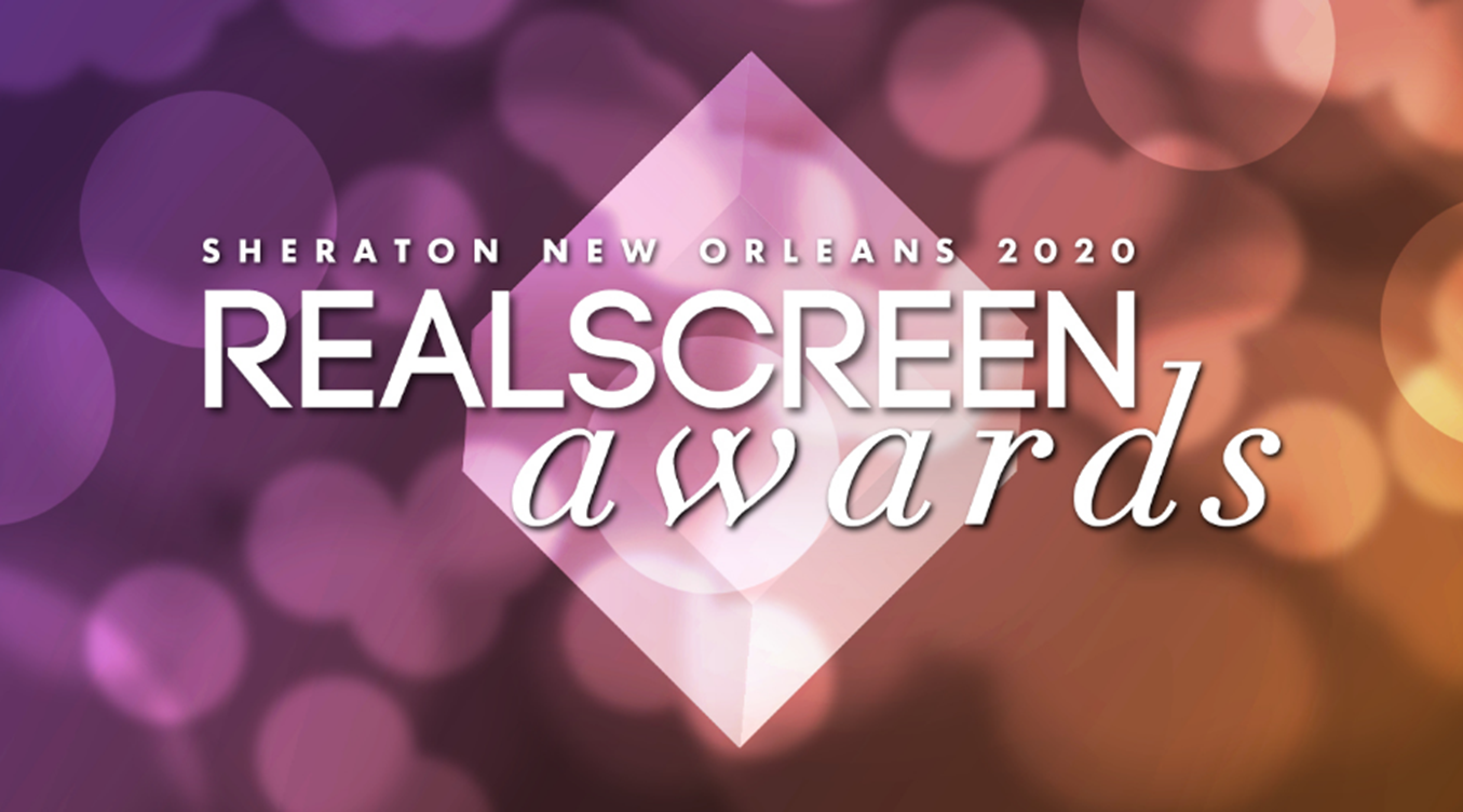 Firecracker Films and A. Smith & Co pick up 2020 Realscreen Awards nominations